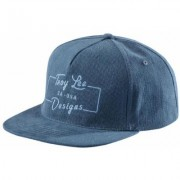 Troy Lee Designs All American Cappello Blu unica taglia