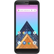 "Telefon Mobil Vonino Jax N, Procesor Quad-Core 1.3GHz, Ecran IPS Capacitiv 5"", 1GB RAM, 16GB Flash, 8MP, Wi-Fi, 3G, Dual SIM, Android (Negru) + Cartela SIM Orange PrePay, 6 euro credit, 6 GB internet 4G, 2,000 minute nationale si internationale fix sau SM"