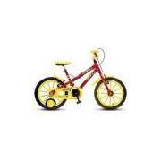 Bicicleta Infantil Colli Hot Aro 16 Masculino Freio V-brake Dianteiro E Traseiro