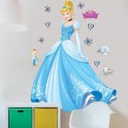 Walltastic Disney Princess Assepoester Muursticker (Walltastic)