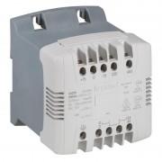 LEGRAND Transformateur de commande et signalisation - 400 VA - connexion vis - prim 230V à 400V/sec 24V~ à 48V~