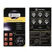BrainBell SAMSUNG GALAXY A8 Tempered Glass Screen Guard