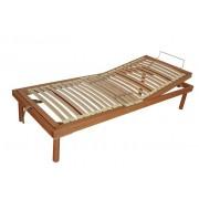 Somiera lemn Ergo Flex Pro (Dimensiunile saltelei: 90 x 190)