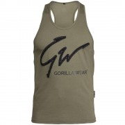 Gorilla Wear Evansville Tank Top - Legergroen - L