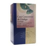 Ceai pentru Concentrare Ginkgo Eco Sonnentor 20dz