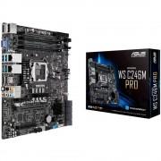 Matična ploča Asus MB WS C246M PRO C246 PCH Baza Intel® 1151 Faktor oblika Micro-ATX Set čipova matične ploče Intel® C24