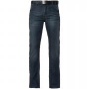 Smith & Jones Men's Fuse Denim Jeans - Stonewash - 36R - Blue