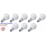Best Price LED Bulb Combo Offer 5W (8x5W LED bulbs)