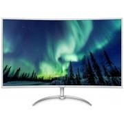 "Monitor VA LED Philips 40"" BDM4037UW, Ultra HD 4K (3840x2160), VGA, HDMI, DisplayPort, Boxe, Ecran curbat, 4 ms (Argintiu)"