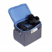 Torbica za fotoaparat Rivacase Rivacase 7502 Kameratasche grau Unutaršnje dimenzije (ŠxVxD) 190 x 140 x 120 mm