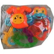 OH BABY rettle SET Multicolor Baby (Set Of 4) SE-ET-164