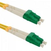 Qoltec Optic Patchcord LC/APC-LC/APC SM 9/125 G652D 2m