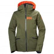 Helly Hansen mujeres Glory Light Insulated Stretch chaqueta de esqui Verde XL