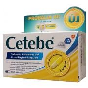 Cetebe C + D-vitamin + Cink 60x *