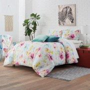 ZORLU USA Kylie Comforter Set Full/Queen, Multi-Colored