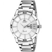 ADAMO Designer White Dial Men's Wrist Watch A814SM01