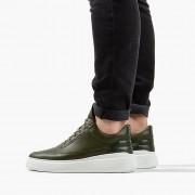 Sneakerși pentru bărbați Filling Low Top Angelica Mix Army Green/Dark Green 35825071972PMZ