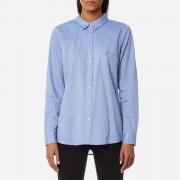 Gestuz Women's Lith Shirt - Denim Blue - EU 38/UK 10 - Blue