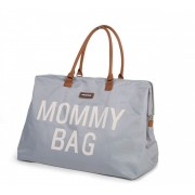 MOMMY BAG, GREY OFF WHITE