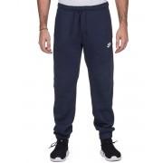 NIKE Sportswear Club Cuff Fleece Pants Navy