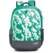 Skybags 18 inch Laptop Backpack(Green)