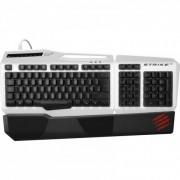 Tastatura Mad Catz STRIKE 3 white