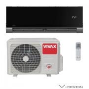 Klima Vivax ACP-18CH50AEVI, inverter, hlađenje: 5.28kW, grijanje: 5.57kW, split, zidni, vanjska+unutarnja