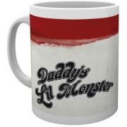 GYE Suicide Squad - Daddy's Lil Monster Mug