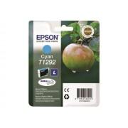 Epson T1292 - 7 ml - cyan - originale - blister - cartouche d'encre - pour Stylus SX230, SX235, SX430, SX438; WorkForce WF-3010, 3520, 3530, 3540, 7015, 7515, 7525