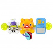 Bright Starts Musical Carrier Toy Bar Classic Multicolour K9005