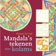 Mandala's tekenen met kolams - Hannie de Jong