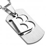 Pandantiv litera B B2830