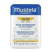 Cold cream stick zonas sensíveis e secas 9,2g - Mustela