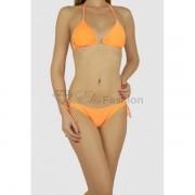 Costum de Baie Neon Orange