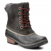 Боти SOREL - Slimpack II Lace NL2348 Black/Kettle 010