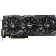Placa video ASUS ROG Radeon RX 580 STRIX GAMING OC 8GB GDDR5 256-bit