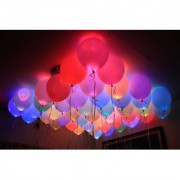 LED Glowing Balloons(set of 25pcs)