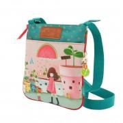 Átvetős táska - kicsi - Kori Kumi - Melon Shower
