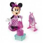 Papusa Minnie Mouse fashion cu accesorii