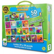 The Learning Journey Jumbo Floor Puzzles Alphabet Floor Puzzle