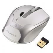 Bežični optički miš, MILANO, HAMA beli 53861