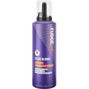 Fudge Clean Blonde Violet Xpander Foam 200ml
