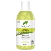 Organic Tea Tree Mouthwash 500ml