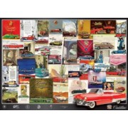 Puzzle 1000 piese Cadillac Advertising Collection