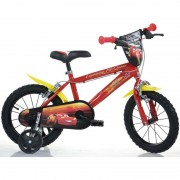 "Bicicleta copii 16 "" Cars Movie"