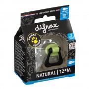 difrax® Schnuller - Natural - Animal Edition +12 Monate