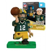 Aaron Rodgers NFL OYO Green Bay Packers S.B. XLV L.E. of 2,015 Generation 3 Super Bowl 50 Series G3 Mini Figure
