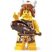 Lego Series 5 Cave Woman Mini Figure