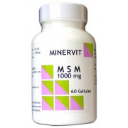 Vit'All + Vit'All+ Msm 1000mg 60 Gelules