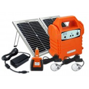 Ecoboxx 160 DC Plus Solar Power Solution Kit